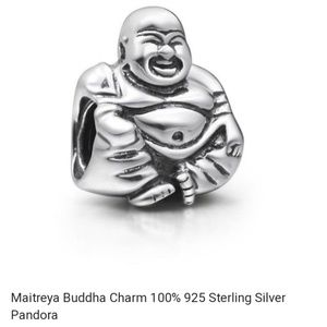 Pandora Jewelry - Authentic Pandora Buddha charm